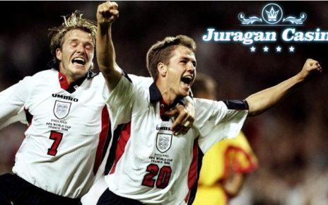 Owen Masih Kesal pada Beckham Akibat Kartu Merah PD 1998